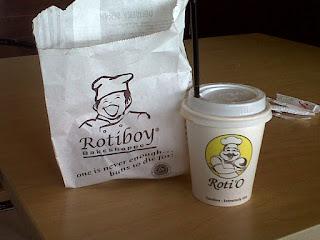 Roti Boy & Roti O