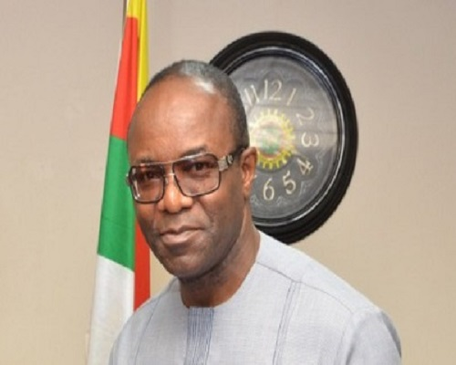 Kachikwu reacts to leaked memo to Buhari about NNPC boss, Baru