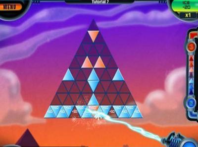 百慕大三角拼圖(Brrrmuda Triangle),精緻的歐美風格的卡通畫面遊戲!