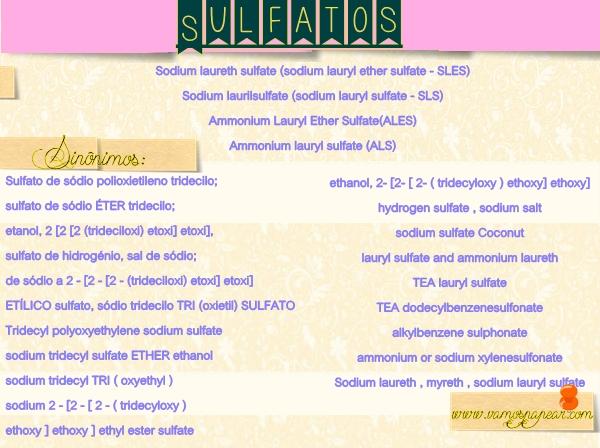 Sulfato na Técnica No Pow Low Poo Duvidas