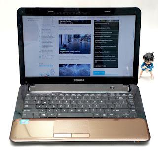 Jual Laptop Bekas Toshiba Satellite M840