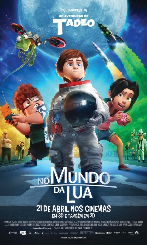 No Mundo da Lua Torrent – BluRay 720p e 1080p Dual Áudio (2016)