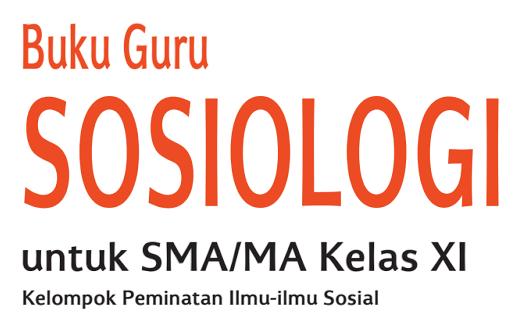 Buku Sosiologi Kelas X Kurikulum 2013 Pdf