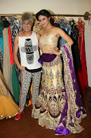 Mouni Roy  shoot rohit verma collection 1.JPG