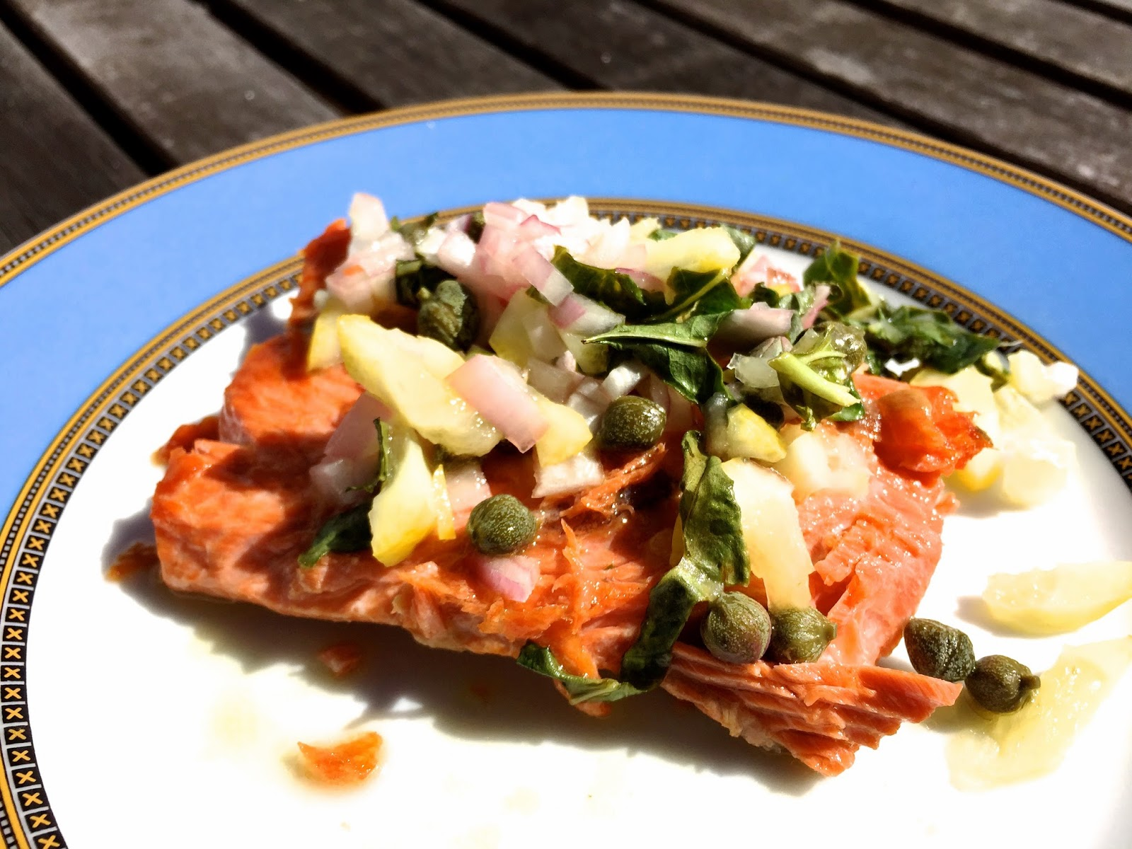 sprouted kitchen book dark table plain jane more salmon from