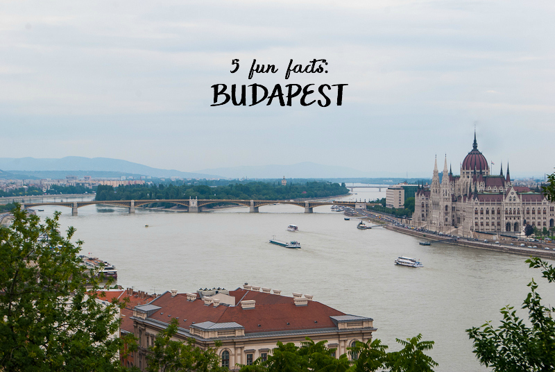 5 fun facts of budapest