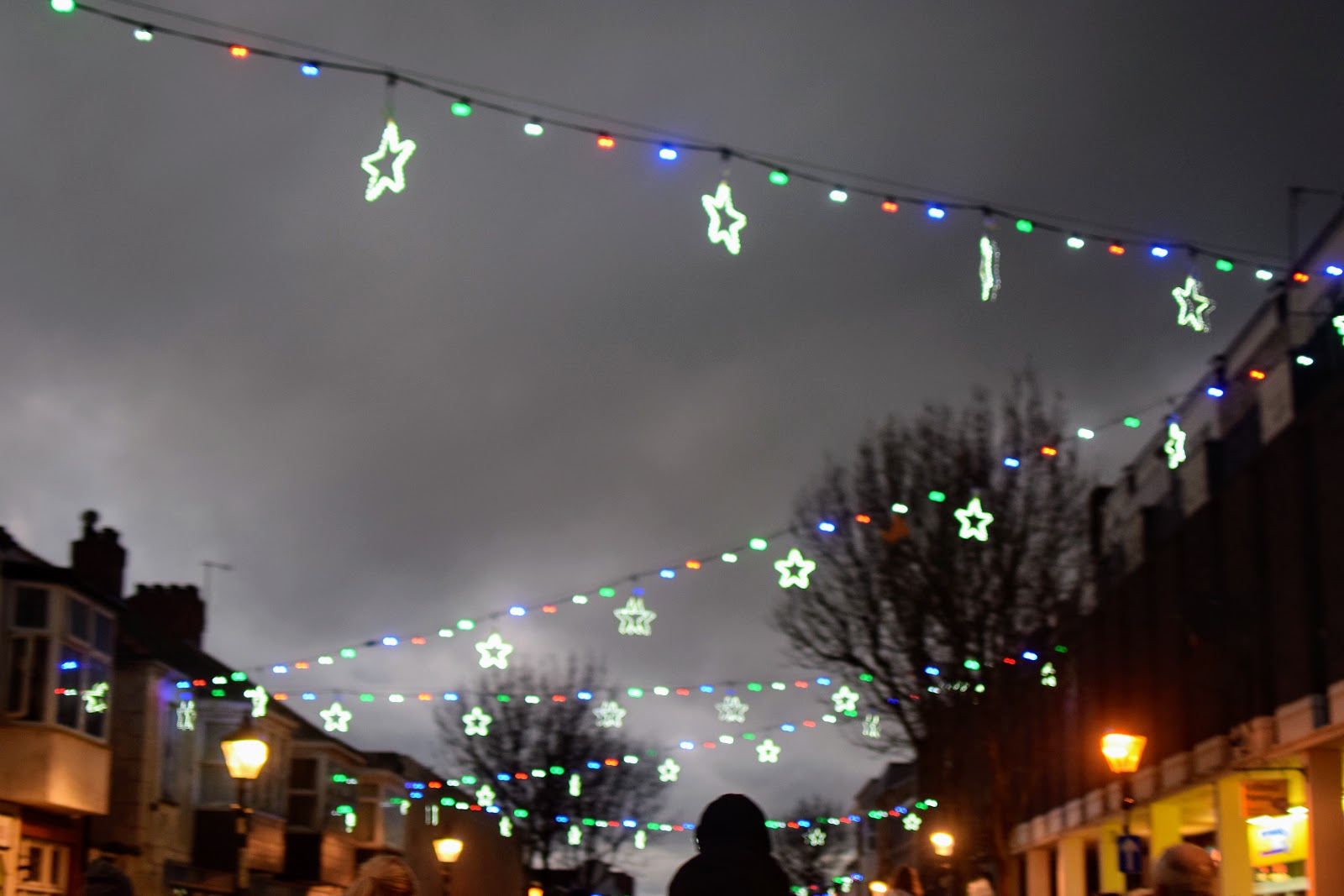 , The Lantern Parade