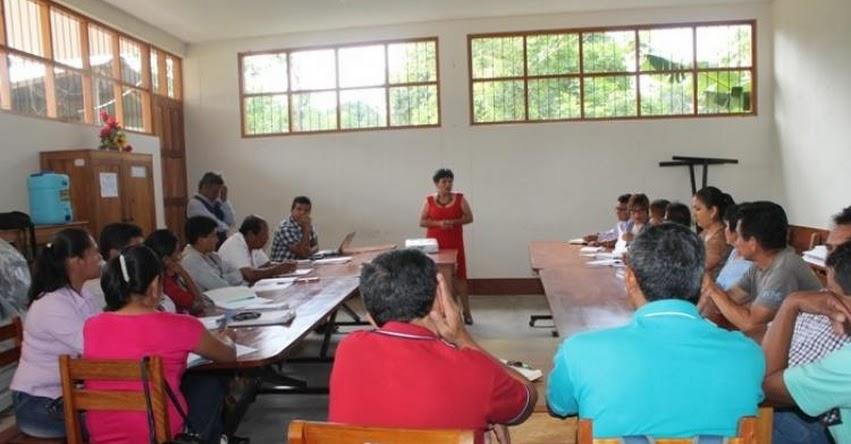 DRE San Martín: Directores de redes educativas se reúnen en Lamas - www.dresanmartin.gob.pe