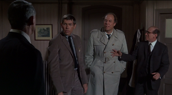 george kennedy charade - photo #14