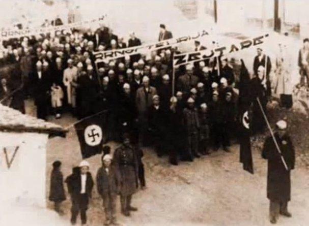 23 Μαΐου 1945: Tο Ειδικό Δικαστήριο Δοσιλόγων Ιωαννίνων, καταδικάζει ερήμην σε θάνατο 1930 Τσάμηδες