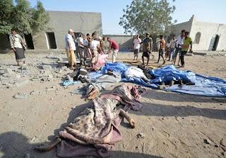 68 civils ont été tués au Yémen