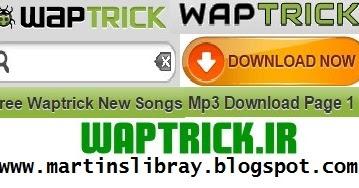 Waptrick Gratis Mp3 Musik Download - ▷ ▷ PowerMall