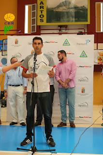 ENTREVISTA: Paco Miranda, presidente del CB Martos