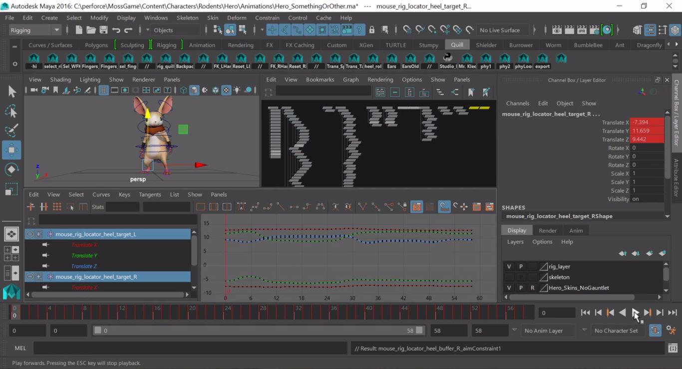 17 Minutes Animation In Maya | CG TUTORIAL