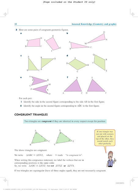 IGCSE ระดับ Extended และระดับ Core เป็นอย่างไรและมาดาวน์โหลดหนังสือ Igcse Math Extended