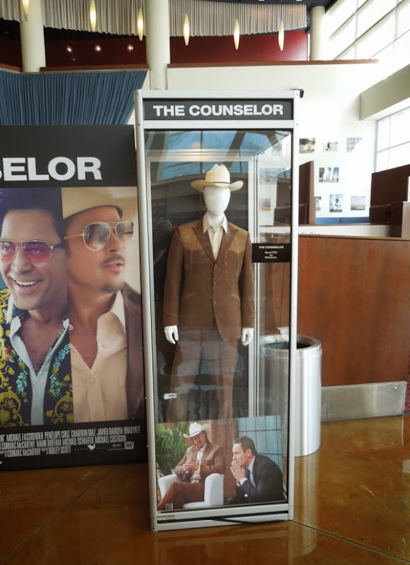 Brad Pitt Westray costume The Counselor
