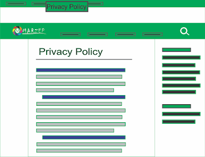 Buat Halaman Privacy Policy di blog