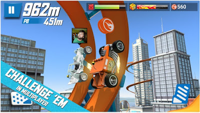 Hot Wheels Race Off v1.1.9046 Mod Apk (Money/Unlocked)