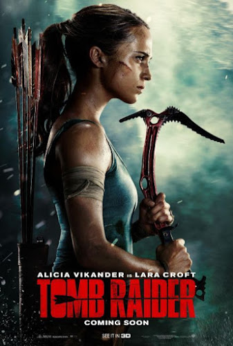 Tomb Raider (Web-DL 1080p Dual Latino / Ingles) (2018)