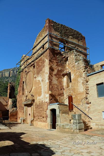 Iglesia de Santa Maria de la Cartoixa d'Escaladei