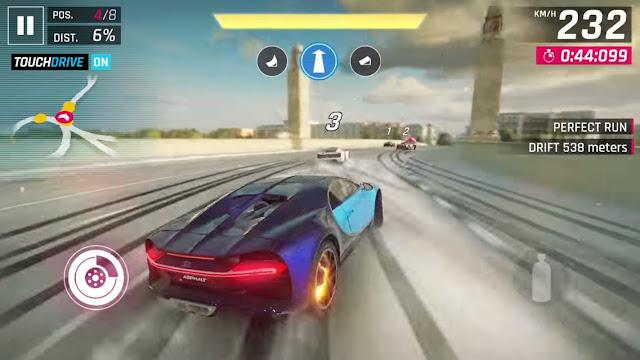 Juego de carreras de coches Asphalt 9: Legends Android