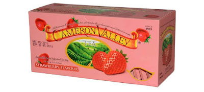 Teh Cameron Valley Strawberry