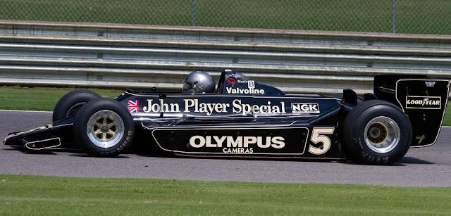 Lotus 79 1970s classic F1 car