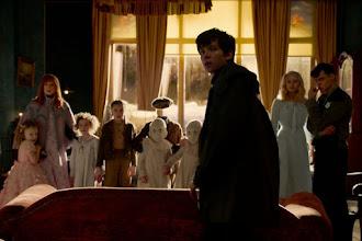 Cinéma : Miss Peregrine et les enfants particuliers, de Tim Burton - Avec Asa Butterfield, Eva Green, Samuel L. Jackson - Par Sand