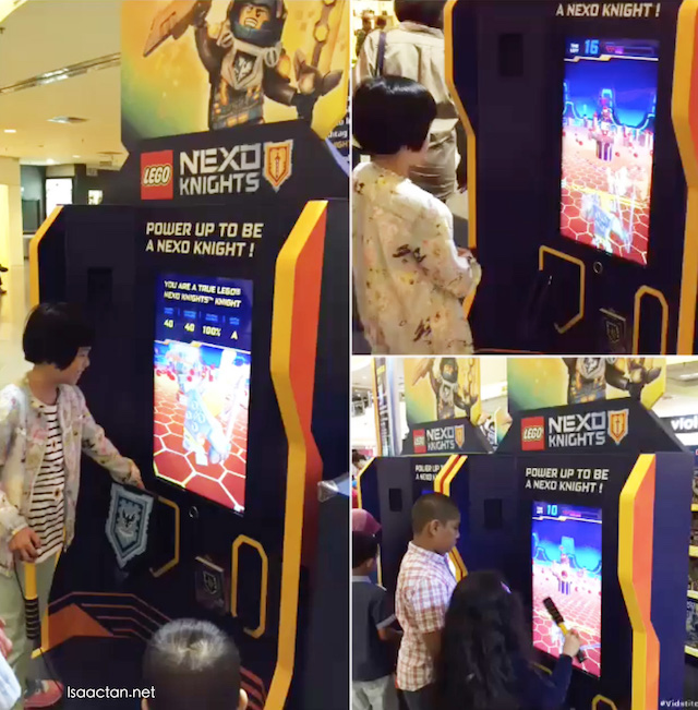 Interactive machines for kids to enjoy