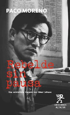 Publican libro sobre periodista César Lévano