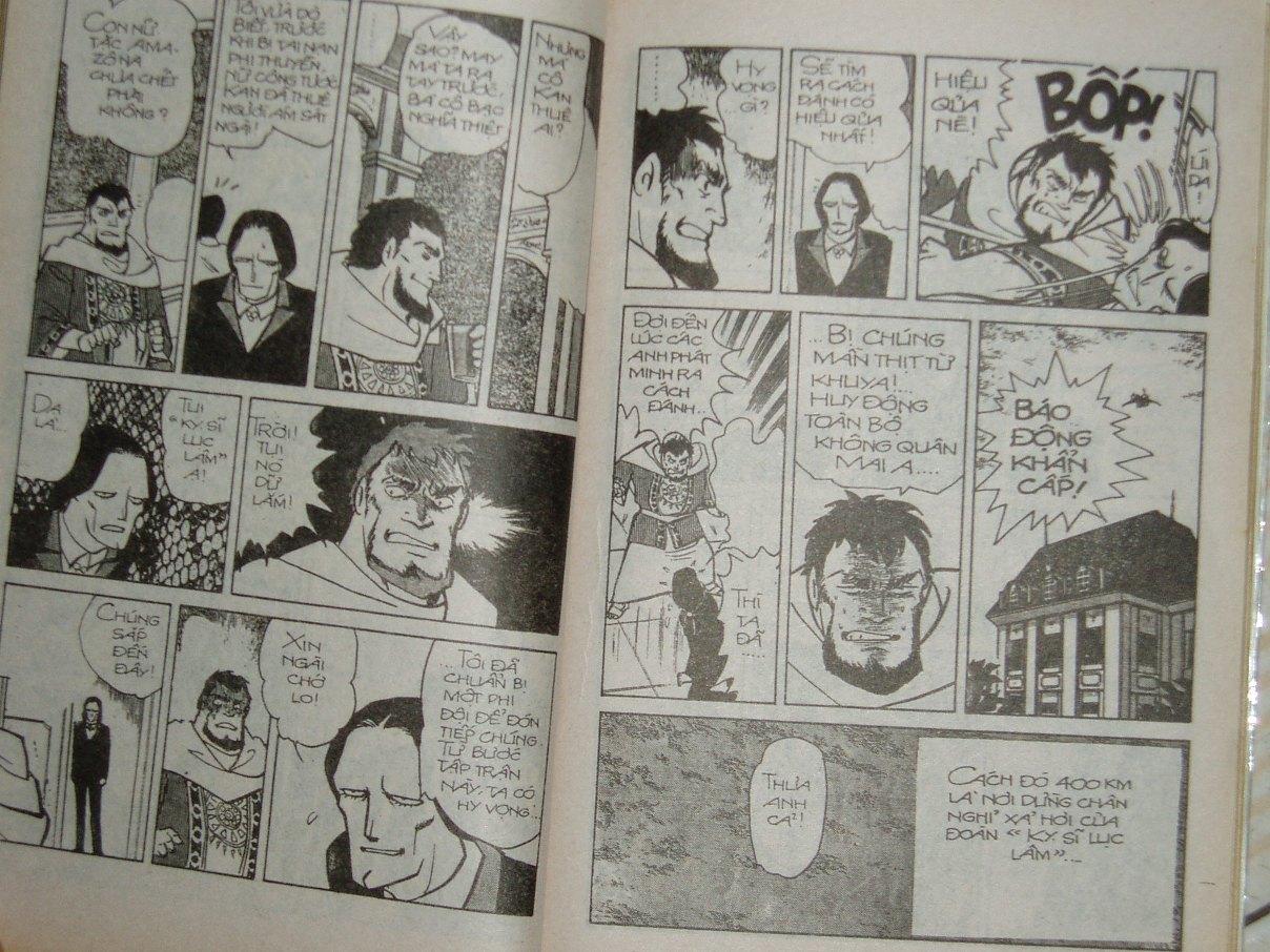 Siêu nhân Locke vol 04 trang 35