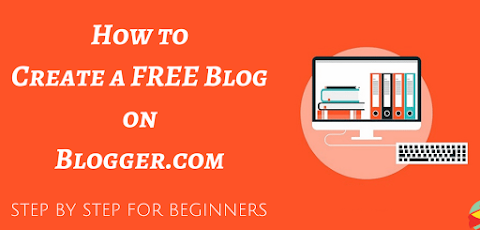 How to Create a Blog on Blogspot (2018)