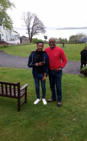 Uche Vincent  and RMD
