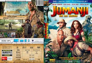 Jumanji El La Selva