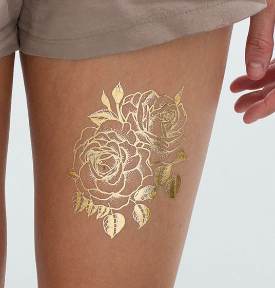 3880ee0cb7b6c 50 Gorgeous Rose Tattoos Designs and Ideas (2018) | Tattoo Ideas