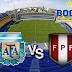 Argentina vs Perú: Equipo Confirmado!!!