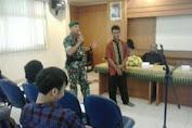 """Danramil 02 Tambora, Kapten Inf Sukma : """"Karang Taruna Adalah Garda Terdepan Untuk Negara"""""""