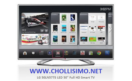 "CHOLLO TV Samsung 50"" 659€"