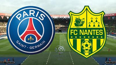 مشاهدة مباراة باريس سان جيرمان ونانت بث مباشر اليوم