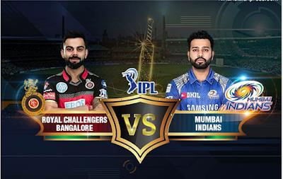 RCB vs MI के बीच हुए मैच में अब Mumbai Indians को अब खेलना होगा DO or DIE का खेल - Latest Indians News