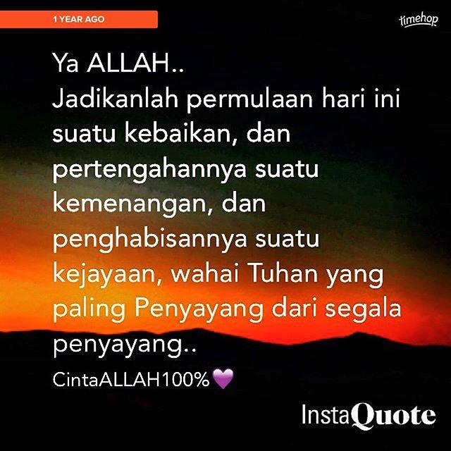 Doa Islami Pagi Hari Nusagates