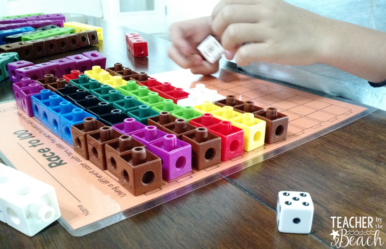 Math With Unifix Cubes