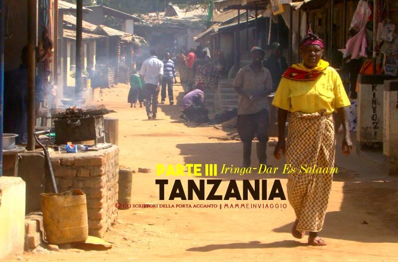 Tanzania in autobus, da Iringa a Dar Es Salaam - Viaggio, Mamme, Gli scrittori della porta accanto