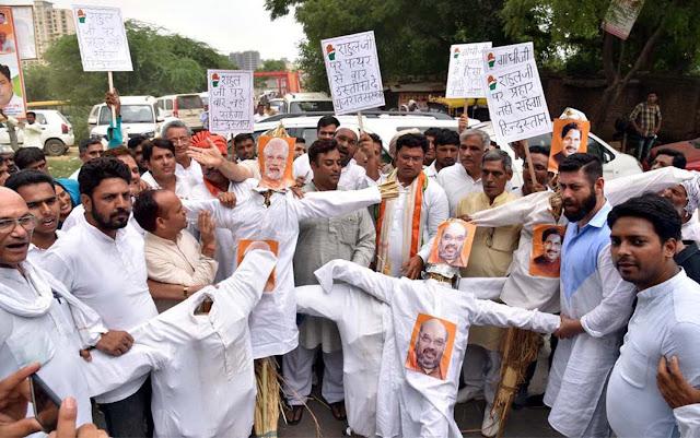 haryana-congress-party-agitation-faridabad