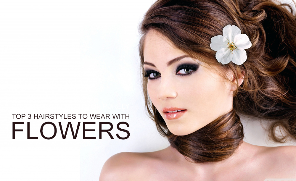 Prom Flowers Top 3 Hairstyles To Wear With Flowers This Summer
