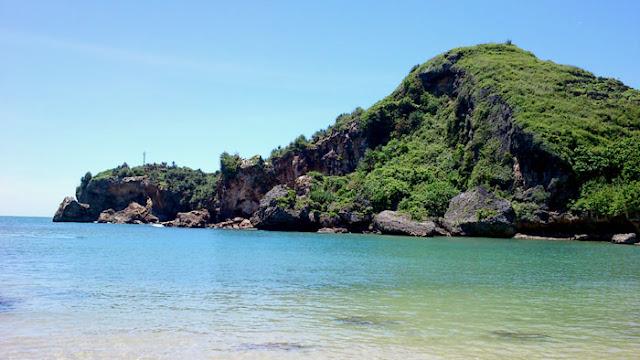 Ngrenehan Beach Indonesia Yogyakarta