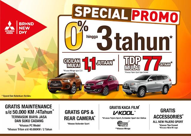 Program Promo Desember 2016 Mitsubishi Bintaro