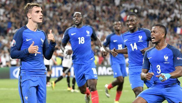 Francia y la Euro, el golpe definitivo de Nike a adidas en 2016