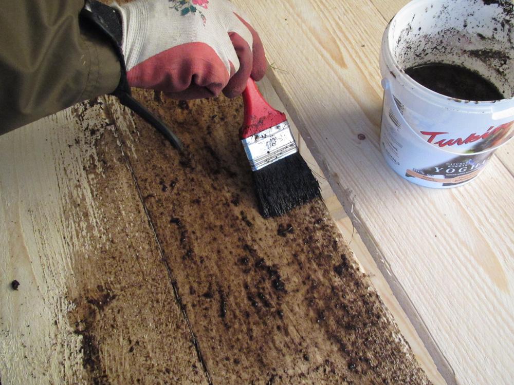 Puun öljyäminen