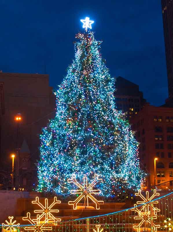 Cleveland Christmas Lights